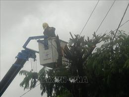 Dự kiến ngày 19/9 khôi phục toàn bộ phụ tải của Quảng Trị, Quảng Nam, Thừa Thiên Huế
