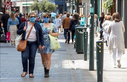 Ireland ban bố ứng phó dịch bệnh COVID-19 cấp độ 3