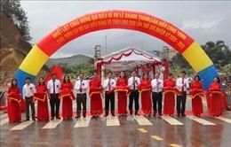 Lạng Sơn khánh thành công trình đường giao thông hơn 630 tỷ đồng