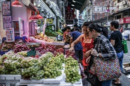 Kinh tế Hong Kong (Trung Quốc) tiếp tục đối mặt với nhiều thách thức