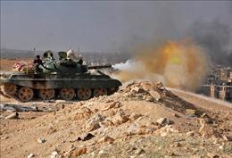 Giao tranh giữa IS và quân đội chính phủ Syria ở Raqqa khiến 28 người thiệt mạng