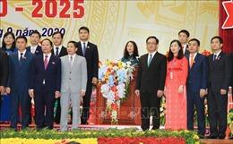 Đồng chí Lâm Thị Phương Thanh tái đắc cử Bí thư Tỉnh ủy Lạng Sơn