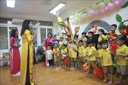 HĐND thành phố Hà Nội thông qua định mức hỗ trợ giáo dục mầm non