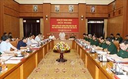 Tổ chức tốt Đại hội Đảng bộ Quân đội lần thứ XI, tạo lan tỏa trong toàn Đảng