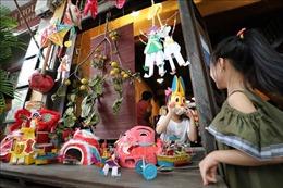 Lưu giữ nét Trung thu truyền thống giữa lòng Thủ đô