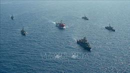 Mỹ và Hy Lạp khẳng địnhphân định ranh giới trên biển cần phù hợp với luật pháp quốc tế