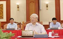 'Nóng' trong tuần: Bộ Chính trị làm việc với các đảng bộ trực thuộc TW;  bắt tạm giam nguyên Giám đốc Bệnh viện Bạch Mai