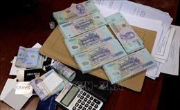 Triệt phá đường dây đánh bạc với số tiền gần 1.000 tỷ đồng