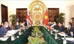 Tuyên bố chung về Quan hệ đối tác chiến lược giữa Việt Nam và Liên hiệp Vương quốc Anh và Bắc Ireland
