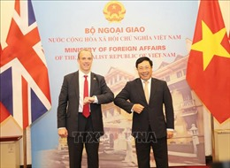 Quyết tâm xây dựng một tầm nhìn mới cho quan hệ Việt - Anh