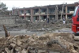 Lao xe chở thuốc nổ vào chốt kiểm soát tại Afghanistan khiến 11 người thiệt mạng