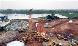 Khởi công xây dựng cầu Đầm Vạc tại Vĩnh Phúc