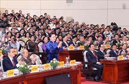 Chủ tịch Quốc hội dự Lễ khai mạc Đại hội Đảng bộ tỉnh Hòa Bình lần thứ XVI