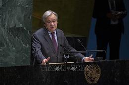 Tổng thư ký LHQ kêu gọi các cam kết đột phá về trao quyền cho phụ nữ