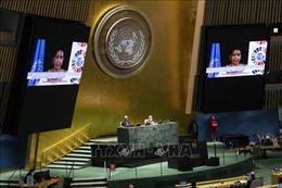 Trao quyền cho phụ nữ vì sự phát triển bền vững