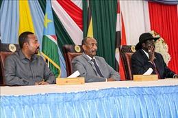 Các bên ở Sudan chuẩn bị ký thoả thuận hòa bình cuối cùng
