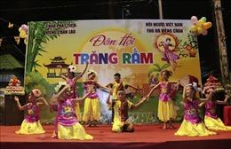Tết Trung thu ý nghĩa của con em Việt kiều ở thủ đô Viêng Chăn, Lào