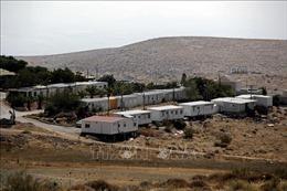 Palestine cáo buộc Israel tiếp tục mở rộng khu định cư tại Bờ Tây