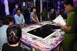 Xử lý các vụ vi phạm pháp luật ở Hà Nội, Trà Vinh