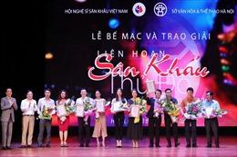 Bế mạc Liên hoan sân khấu Thủ đô lần thứ IV-2020