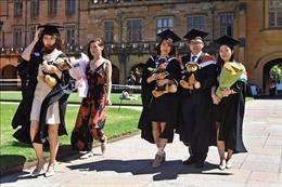 Sinh viên quốc tế sẽ sớm được trở lại Australia