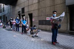 Hong Kong (Trung Quốc) lo ngại nguy cơ bùng phát đợt dịch thứ tư