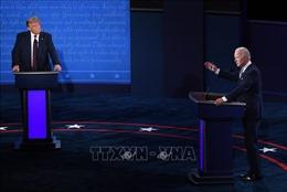Tổng thống Donald Trump sẽ tham gia cuộc tranh luận tiếp theo với ông Joe Biden