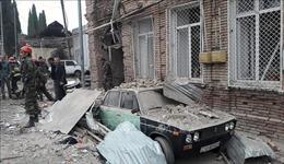 Xung đột tại Nagorny-Karabakh: Nga, Pháp, Mỹ hối thúc ngừng bắn vô điều kiện