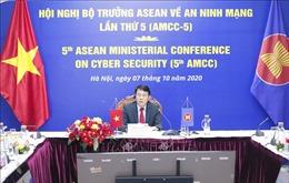 Việt Nam tham gia tích cực, có trách nhiệm trong hợp tác ASEAN về đảm bảo an ninh mạng