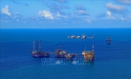 Sản lượng khai thác dầu khí vượt kế hoạch 9 tháng
