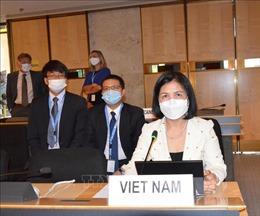 Bế mạc Khóa họp thường kỳ lần thứ 45 Hội đồng Nhân quyền LHQ