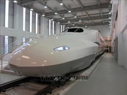Nhật Bản quảng bá tàu cao tốc thế hệ mới N700S
