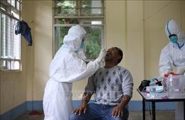 Điện thăm hỏi về tình hình dịch COVID-19 ở Myanmar