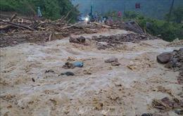 Nhiều khả năng xuất hiện thêm các đợt mưa lũ lớnở miền Trung
