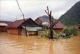 Mưa lũ miền Trung còn diễn biến phức tạp, Quảng Trị đến Quảng Ngãi có nơi đặc biệt mưa to