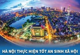 Hà Nội thực hiện tốt an sinh xã hội