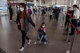 Trung Quốc đại lục ghi nhận 15 ca nhiễm nhập cảnh