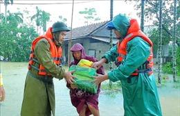Thừa Thiên - Huế sẵn sàng các phương án hỗ trợ nhân dân nếu mưa lũ kéo dài