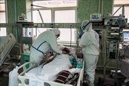 Dịch COVID-19: Số ca nhiễm mới tại Nga, Ba Lan cao nhất từ khi dịch bùng phát