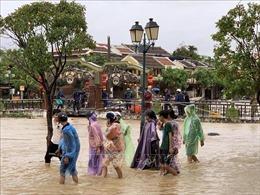 Mưa lũ ở Quảng Nam kéo dài gây thiệt hại nhiều tài sản
