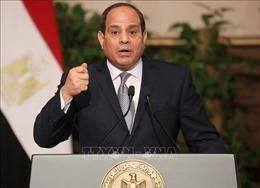 Ai Cập phê chuẩn thỏa thuận phân giới trên biển với Hy Lạp