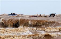 Quảng Trị cứu nạn thành công thuyền viên tàu Vietship 01 bị mắc cạn