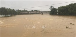 Khẩn trương tìm kiếm 3 người mất tích trong mưa lũ ở Đà Nẵng