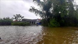 Thừa Thiên - Huế tăng cường các biện pháp ứng phó với mưa lũ đặc biệt lớn