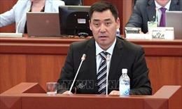 Quốc hội Kyrgyzstan phê chuẩn Thủ tướng mới
