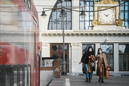 Thủ đô Moskva từng bước thắt chặt quy định kiểm dịch