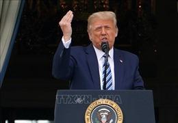 Bác sĩ Nhà Trắng kết luận Tổng thống Trump không còn nguy cơ truyền bệnh COVID-19