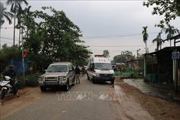 Tiếp cận hiện trường vụ lở đất ở khu vực Nhà máy thủy điệnRào Trăng 3