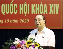 Thủ tướng:Xuất siêu trên 17 tỷ USD là một thành tựu nổi bật của đất nước năm 2020