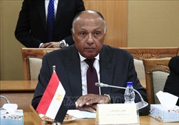 Ai Cập, Iraq và Jordan đạt đồng thuận về nhiều vấn đề khu vực